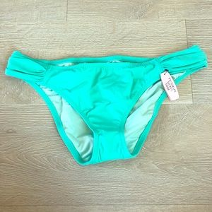 VS SWIM Mint Green Bikini Bottom Size Lg NWT!